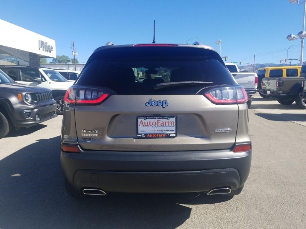 2019 Jeep Cherokee Latitude Plus American Fork Ut Orem Sandy Cedar Xj Cargo Dimentions In Autofarm Group